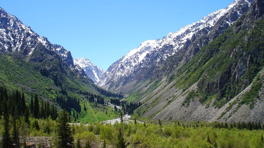 Ala-Archa national park